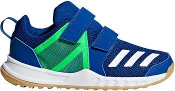 ADIDAS FortaGym CF K Fitnessschuhe blau