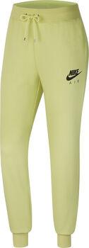 Nike Sportswear Air Jogginghose Damen gelb