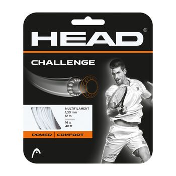 Head Challenge weiß