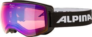 ALPINA Naator HM Skibrille schwarz