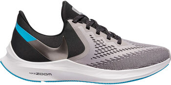 Nike Zoom Winflo 6 Laufschuhe Herren grau