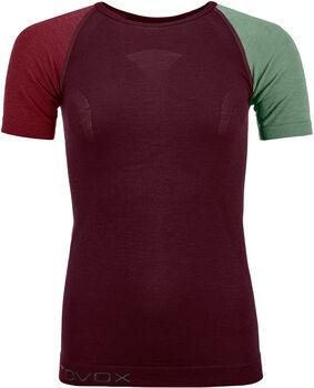 ORTOVOX 120 Comp Light T-Shirt Damen rot