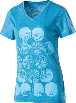 McKINLEY Activealessa T-Shirt Damen blau