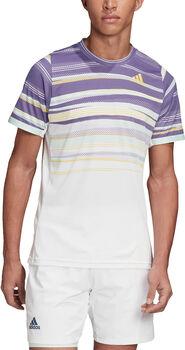 adidas FreeLift HEAT.RDY T-Shirt Herren weiß