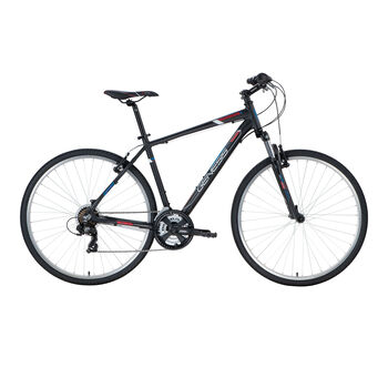 "GENESIS Speed Cross SX 1.9 Crossbike 28"" schwarz"
