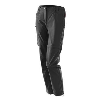 LÖFFLER CSL Trekking Zip-Off Hose  Damen grau