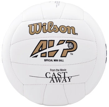 Wilson Cast Away Mini Volleyball weiß