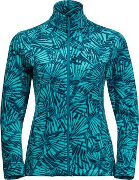 Jack Wolfskin Kiruna Forest Fleecejacke Damen blau