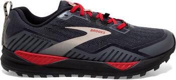 Brooks Cascadia 15 GTX Traillaufschuhe Herren schwarz