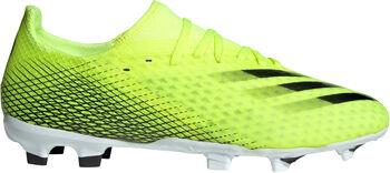 adidas X Ghosted.3 FG Fußballschuhe Herren gelb