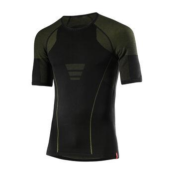 LÖFFLER TRANSTEX® WARM HYBRID T-Shirt Herren schwarz