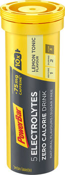 PowerBar  5 Electrolytes Brausetabletten gelb