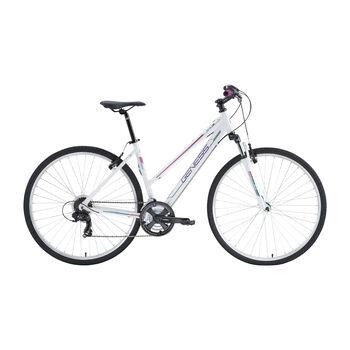 """GENESIS Speed Cross SX 1.8 Crossbike 28"""" Damen weiß"""