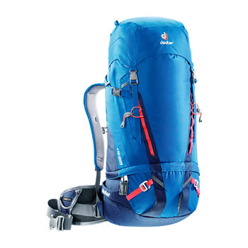 Deuter Guide 45 + Alpinrucksack blau