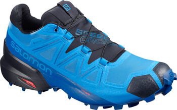 Salomon Speedcross 5 GTX Traillaufschuhe Herren blau