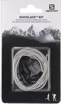 Salomon Quick Lace Kit Reparaturset grau
