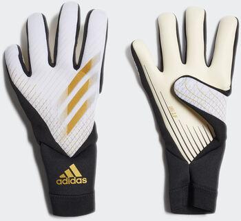 adidas X 20 League Torwarthandschuhe weiß
