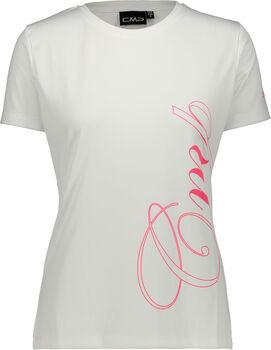 CMP Varese T-Shirt Damen cremefarben