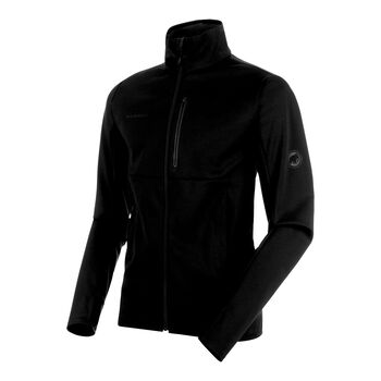 MAMMUT Ultimate V SO Jacket Herren schwarz