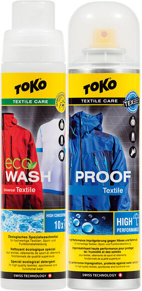 Proof & Eco Spezialwaschmittel