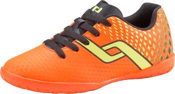 PRO TOUCH Indigo IN Hallenfußballschuhe orange