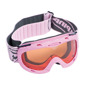 ALPINA Ruby S Skibrille pink