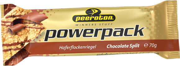 Chocolate Split Powerpack Haferflockenriegel