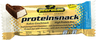 Peeroton Kokos Proteinsnack Riegel  weiß