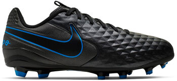 Nike Legend 8 Academy FG/MG Fußballschuhe schwarz