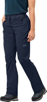Jack Wolfskin Activate Light Wanderhose Damen blau