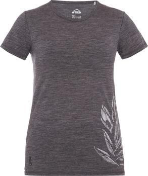 McKINLEY Toggo ssl T-Shirt Damen grau