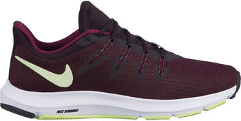 Nike Quest Laufschuhe Damen rot
