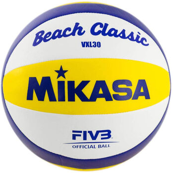 Mikasa Beach Classic VXL 30 Volleyball blau