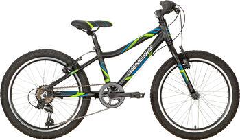 """GENESIS MX 20 Mountainbike 20"""" schwarz"""