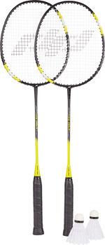 PRO TOUCH Speed 300 Badminton-Set schwarz