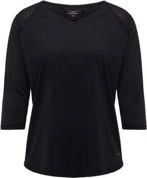 VENICE BEACH Rakel Trainingsshirt Damen schwarz