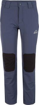 McKINLEY Beiron Softshellhose blau