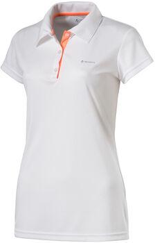 TECNOPRO DONALDA Poloshirt Damen weiß