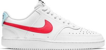 Nike Court Vision Low Freizeitschuhe Damen weiß