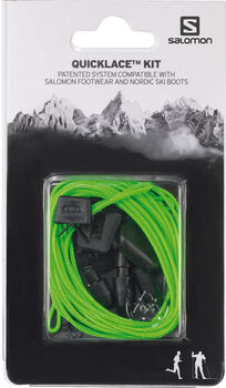 Salomon Quick Lace Kit grün