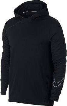 Nike Sphere Kapuzensweater Herren schwarz