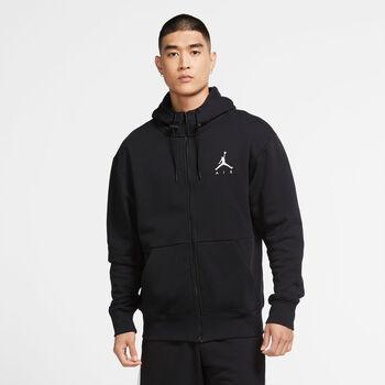Nike  Jordan Air FleeceHerren Trainingsjacke schwarz