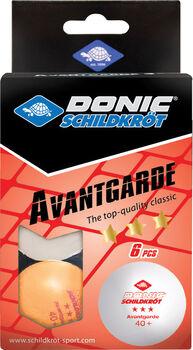 DONIC Avantgarde Poly Tischtennisbälle weiß