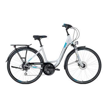 "GENESIS Touring 4.9 Deep Trekkingbike 28"" Damen weiß"