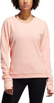 ADIDAS Supernova Run Cru Langarmshirt Damen pink