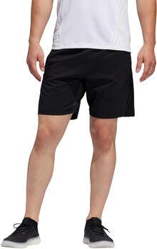 adidas Aeroready 3-Streifen 8-Inch Shorts Herren schwarz