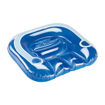 Bestway Flip Pillow Lounge Wassersitz transparent