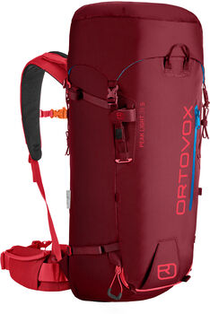 ORTOVOX Peak Light 38 S Hochalpinrucksack rot