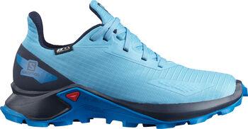Salomon  Alphacross BlastKd. Runningschuh blau