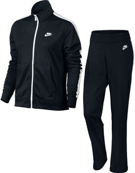 Nike Sportswear Jogginganzug Damen schwarz